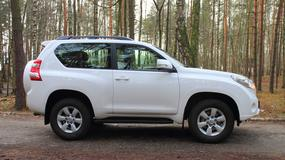 Toyota Land Cruiser 150 – żywa legenda