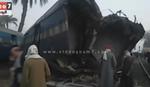STRAVIČNA NESREĆA U EGIPTU Voz iskočio iz šina i zakucao se u betonski zid, povređeno više od 100 ljudi