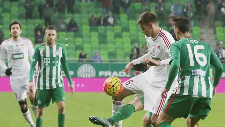 Balogh 20 percet játszott az első palermói meccsén /Fotó: Grnák László