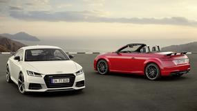 Audi TT S line competition - sportowy charakter