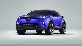 Toyota kusi crossoverem