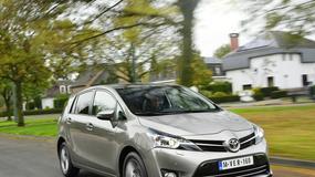 Jak jeździ Toyota Verso z dieslem od BMW?
