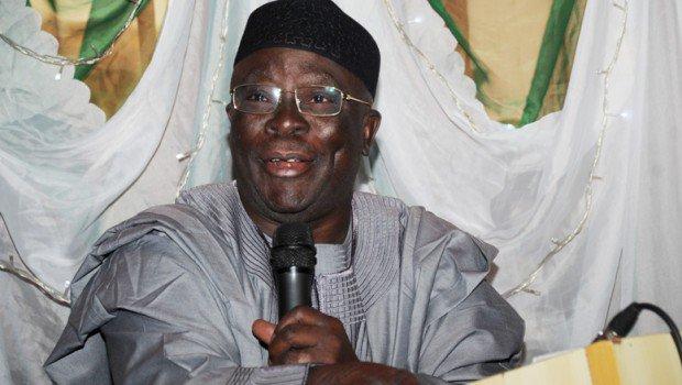 Afenifere leader, Chief Ayo Adebanjo. (Punch)