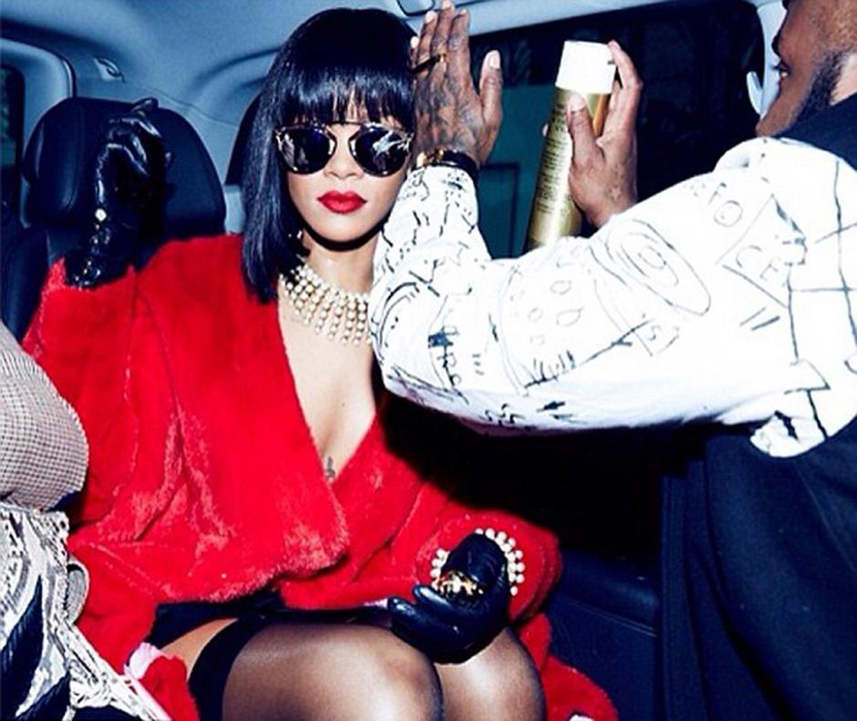 Rihanna / Instagram