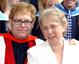 Nem kedveli  Elton John választottját. Fotó: Getty Images, Puzzlepix, Northfoto