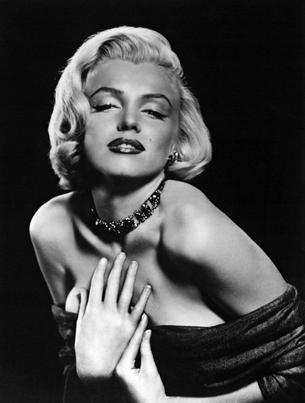 Zmysłowe spojrzenie czyli kreski w stylu Marilyn Monroe