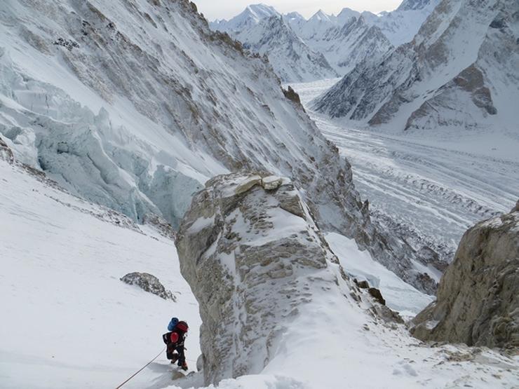 Wyprawa zimowa PZA na Broad Peak 2013
