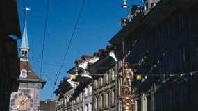 Szwajcaria - Berno i okolice