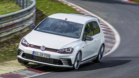 VW Golf GTI Clubsport S – rekordzista Nordschleife