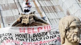 28 godzin protestu na kopule bazyliki św. Piotra