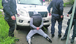 FILMSKA POTERA POSLE VATRENOG OKRŠAJA Pucao suparniku u kolena, pa se dao u beg