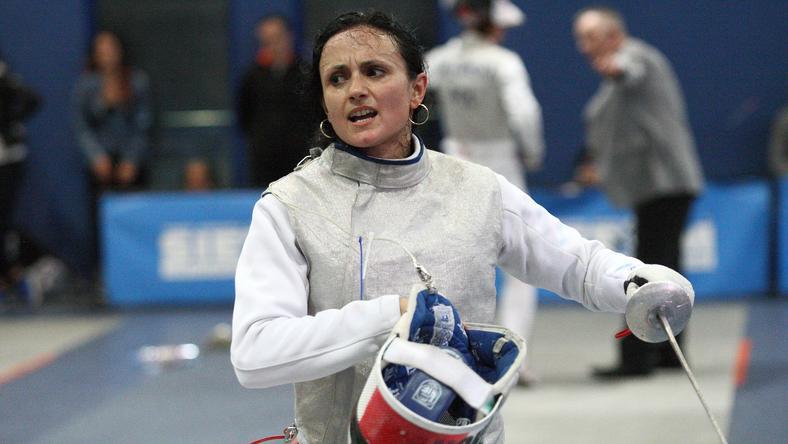 Mohamed Aida hatodik olimpiájára készül /Fotó: AFP