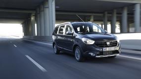 Dacia Lodgy Stepway - Van w terenowym stylu