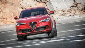 Alfa Romeo Stelvio Quadrifoglio - drżyj, Macanie Turbo