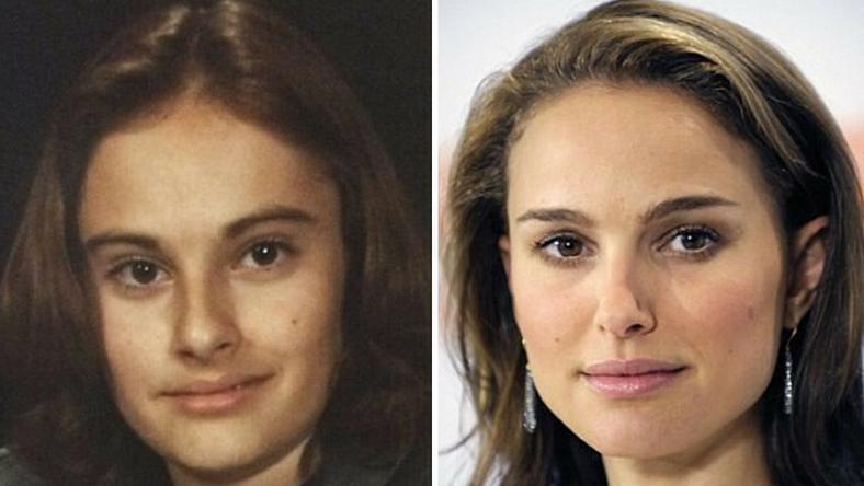 A gyerek Clyff kiköpött mása Natalie Portmannek