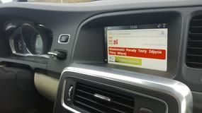 Volvo z Androidem