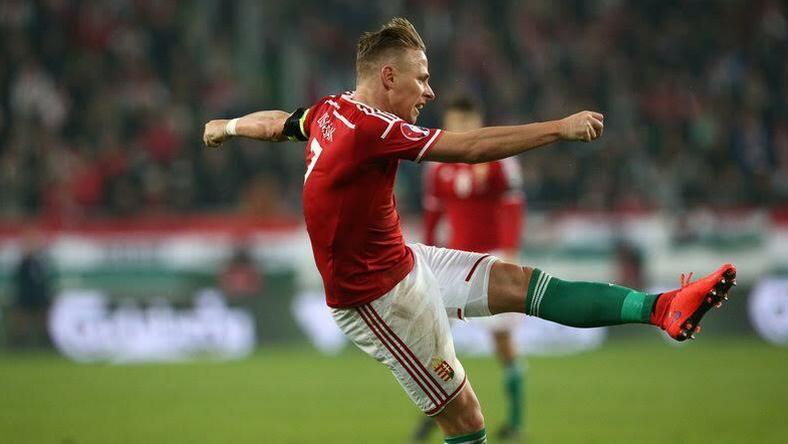 Dzsudzsák a legértékesebb magyar focista / Fotó: Northfoto