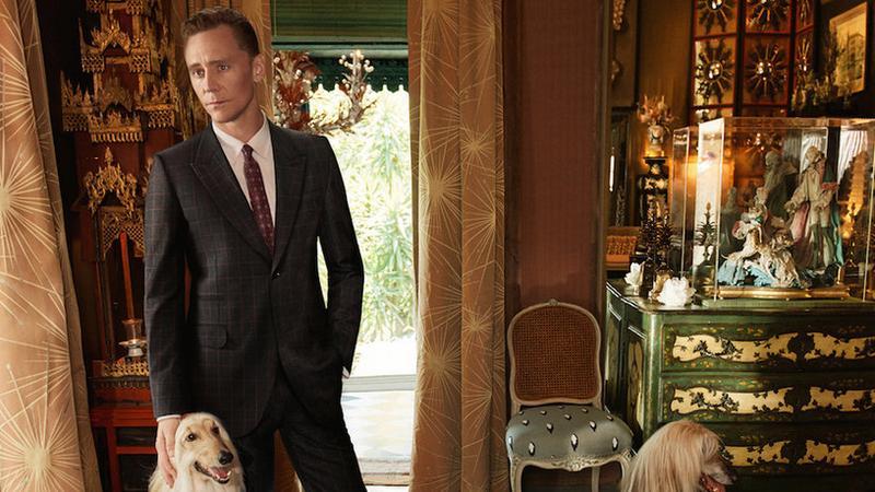 Tom Hiddleston x Gucci