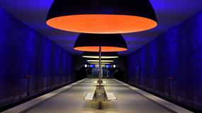 Najpiękniejsze stacje metra na świecie [GALERIA]
