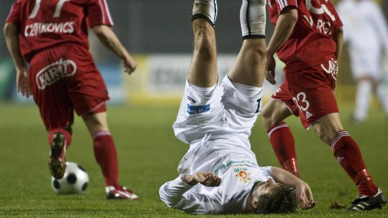 A Paks múlt heti meccse elmaradt az MTK ellen, de az  már biztos, hogy a Debrecen  elleni összecsapás nem borul /Fotó: MTI-NSzigetváry Zsolt