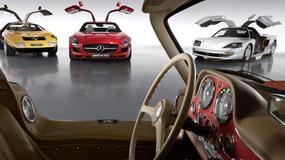 Sportowe Mercedesy