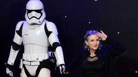 Carrie Fisher odpowiada hejterom: piep**cie się
