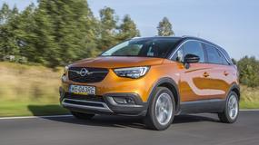 Opel Crossland X 1.2 T 130 KM – wariant dobry także za miasto