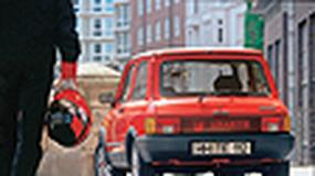 Lancia A112 Abarth - Miniaturowe Ferrari