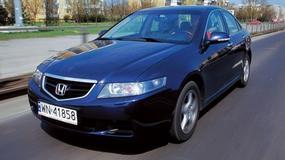 Honda Accord VII - Styl proeuropejski, jakość projapońska!