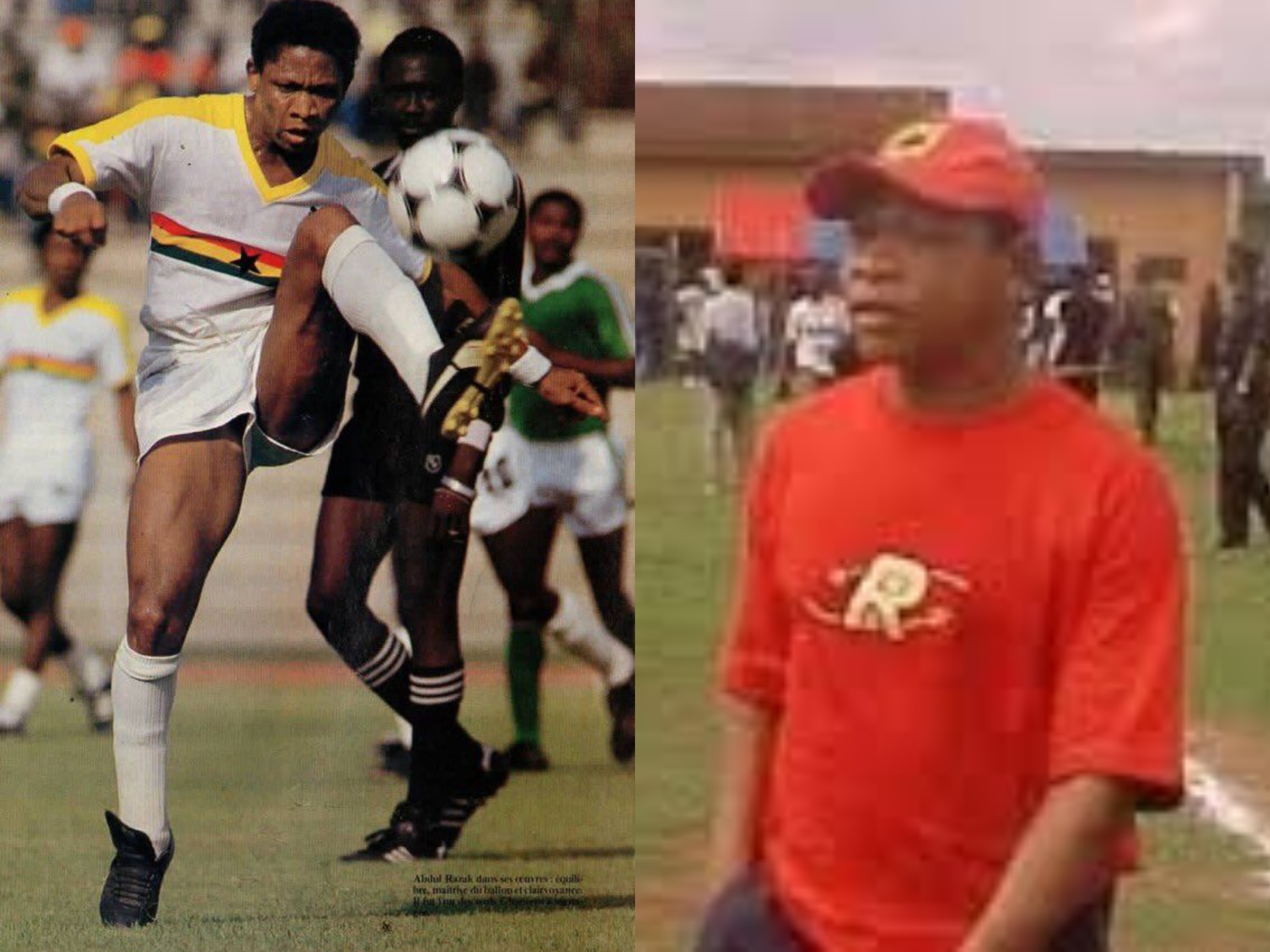 Ghanaian football fans celebrate Abdul Razak 'Golden Boy': 1978 Africa best  player [ARTICLE] - Pulse Ghana