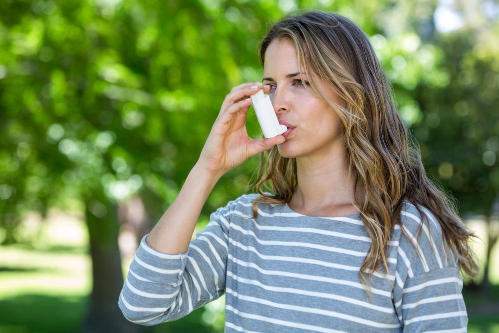 bronchiális asztma és látás sárgarépalé kezelés látás adag