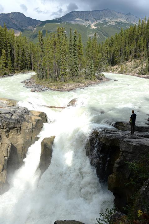 Ilyen szép a kanadai Jasper és  környéke.