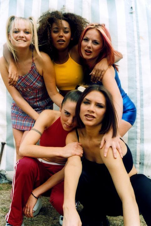 1996 The Spice Girls hatalmas sikert aratott  /Fotó: Northfoto