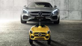 Nowy Mercedes-AMG GT bez... silnika!