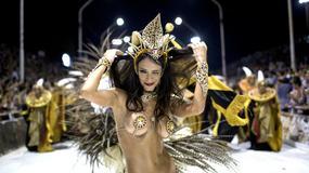 Karnawałowe tańce na cześć papieża Franciszka