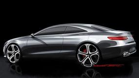 Mercedes ujawnia model S-Class Coupe