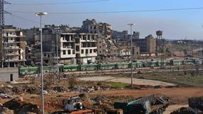 Rosyjska armia: przygotowania do ewakuacji ostatnich rebeliantów z Aleppo