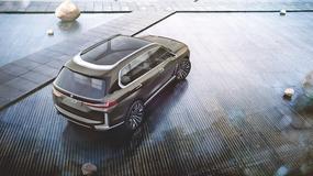 BMW X7 – największy SUV marki BMW na rynku za rok