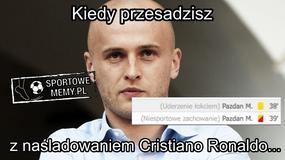Legia Warszawa nie zagra w fazie grupowej Ligi Europy - memy internautów