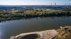 Potencjalne miejsce na budowę Mostu na Zaporze w stolicy