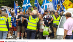 DEMONSTRACIJE ZA NEZAVISNOST Hiljade Škota zahteva novi referendum