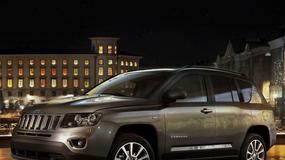 Jeep Compass na zdjęciach