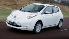 Nissan – 200 elektrycznych samochodów we Wrocławiu