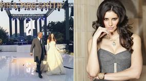 Amerykański miliarder poślubił modelkę Playboya polskiego pochodzenia