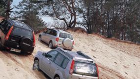 Honda CR-V kontra Nissan X-Trail i Toyota RAV4: pojedynek na szczycie