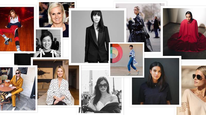 Nowe kobiety w modzie
