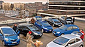 Fiat Grande Punto, Opel Corsa, Mitsubishi Colt, VW Polo, Seat Ibiza, Peugeot 207, Toyota Yaris - Małe potrafi być wielkie