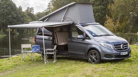 Mercedes Klasy V Marco Polo - mobilny dom na każdą porę roku
