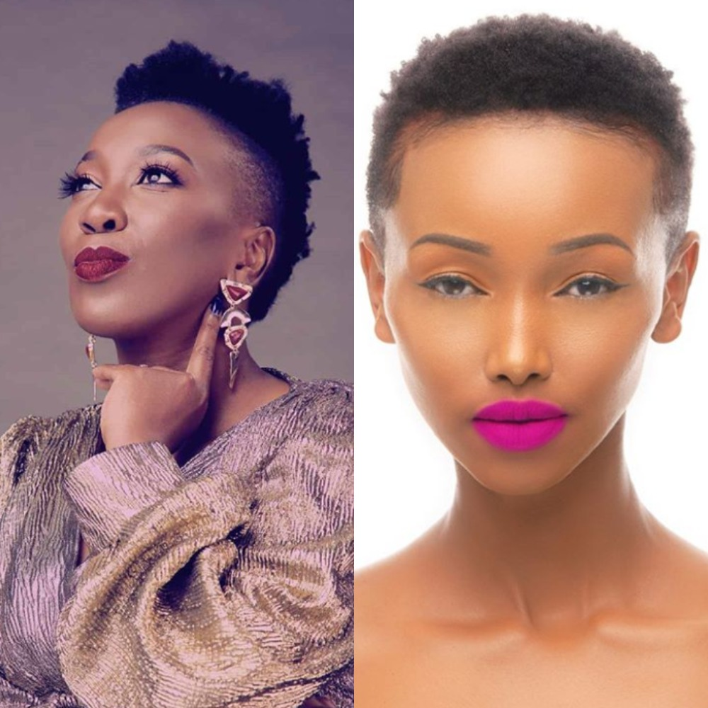 Kenyan Celebrities Who Make Short Hair Look So Cute Article Pulse Live Kenya