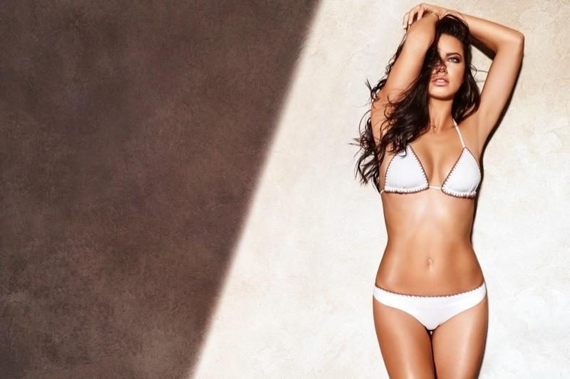 Adriana Lima for Calzedonia